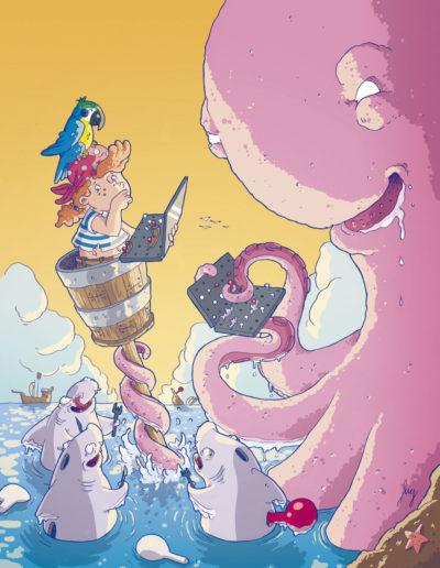 battle-ship-illustration