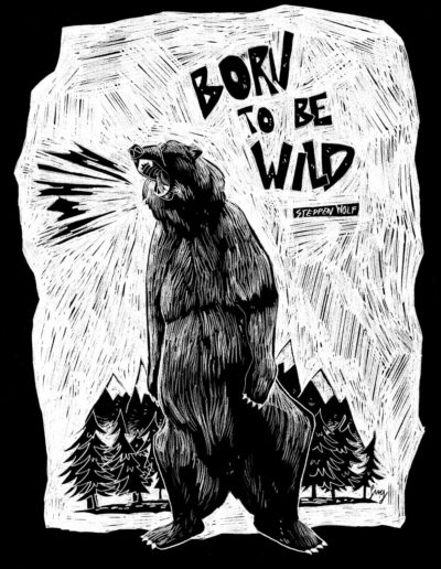 Born to be wild Steppen Wolf