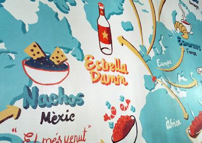 Mapa Nibble