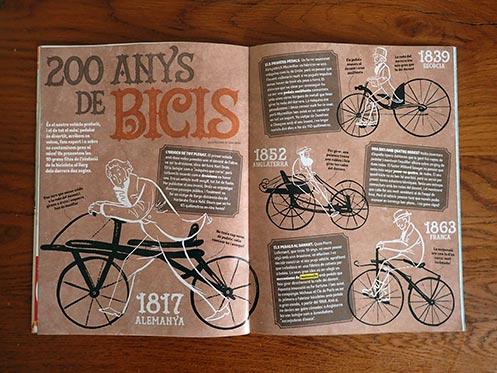 200 anys de bicis