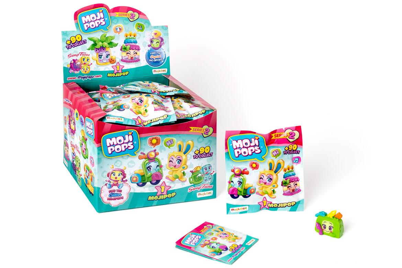 Mojipops - Serie 2